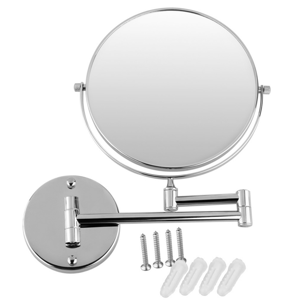 Extending Bathroom Mirror 25cm