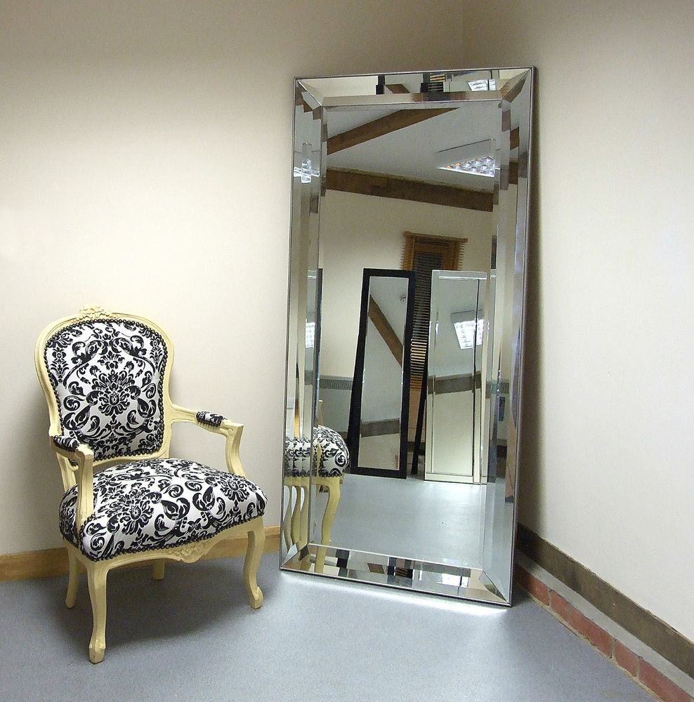 Extra Large Full Length Wall Mirror