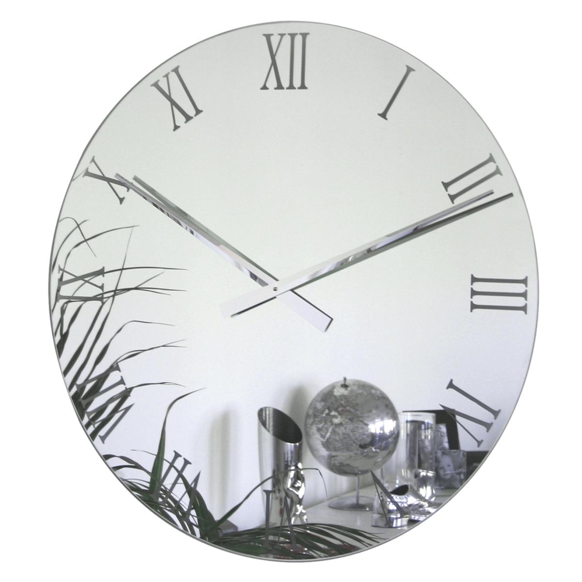 Extra Large Mirror Wall Clock