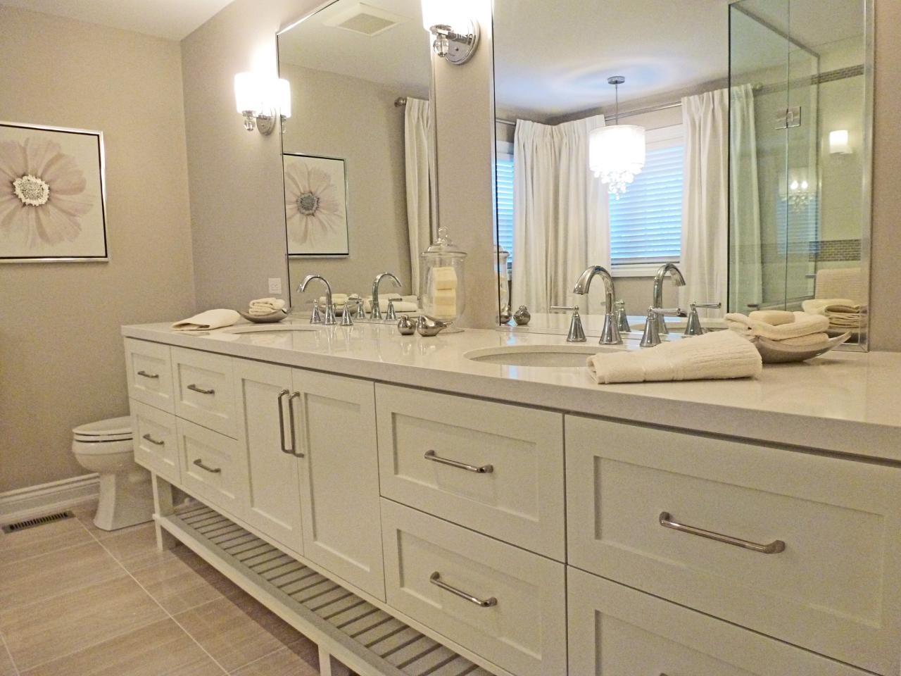 Extra Long Bathroom Mirror