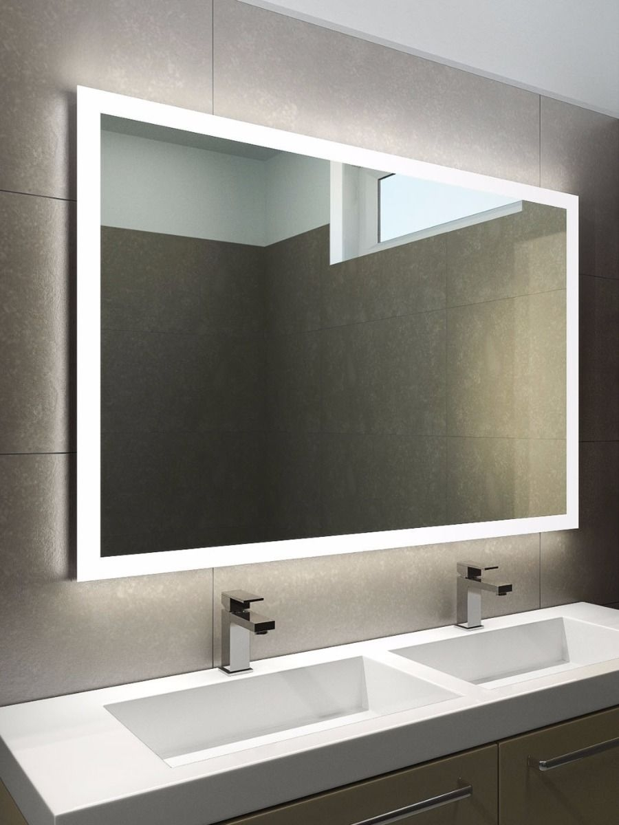 Extra Wide Bathroom Mirrors