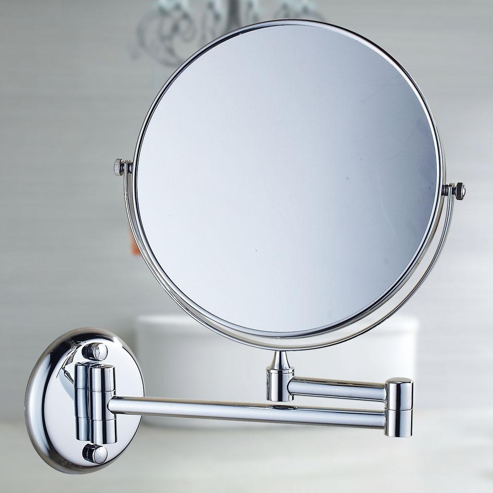 Folding Bathroom Wall Mirror