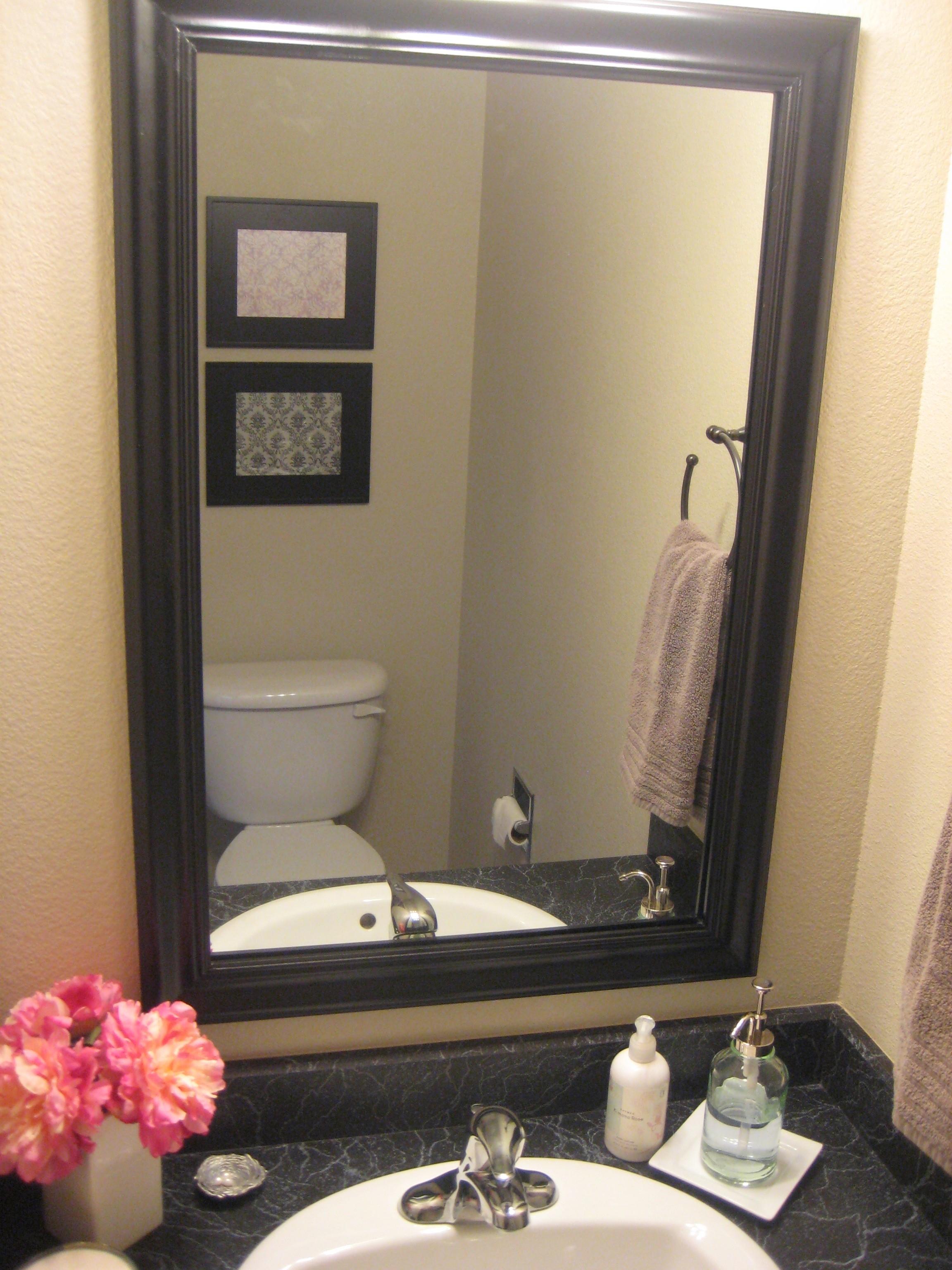 Frame Wall Mirror Bathroom Frame Wall Mirror Bathroom bathroom wall mirrors 2304 X 3072