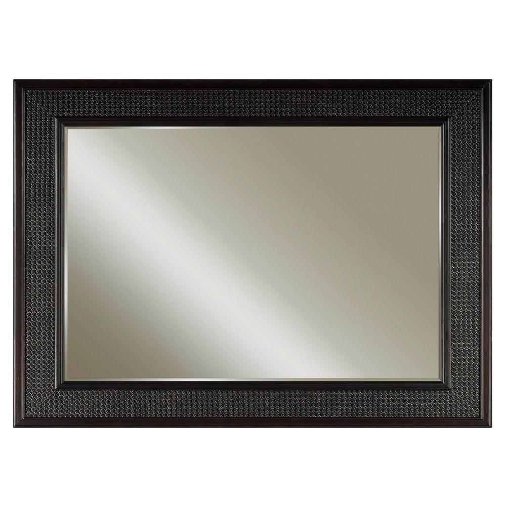 Framed Bathroom Mirror 36 X 60