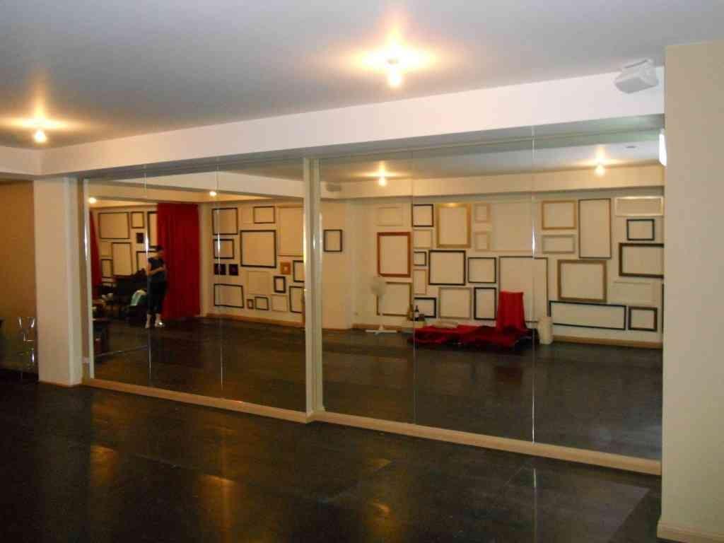 Full Wall Mirror Dance Studio