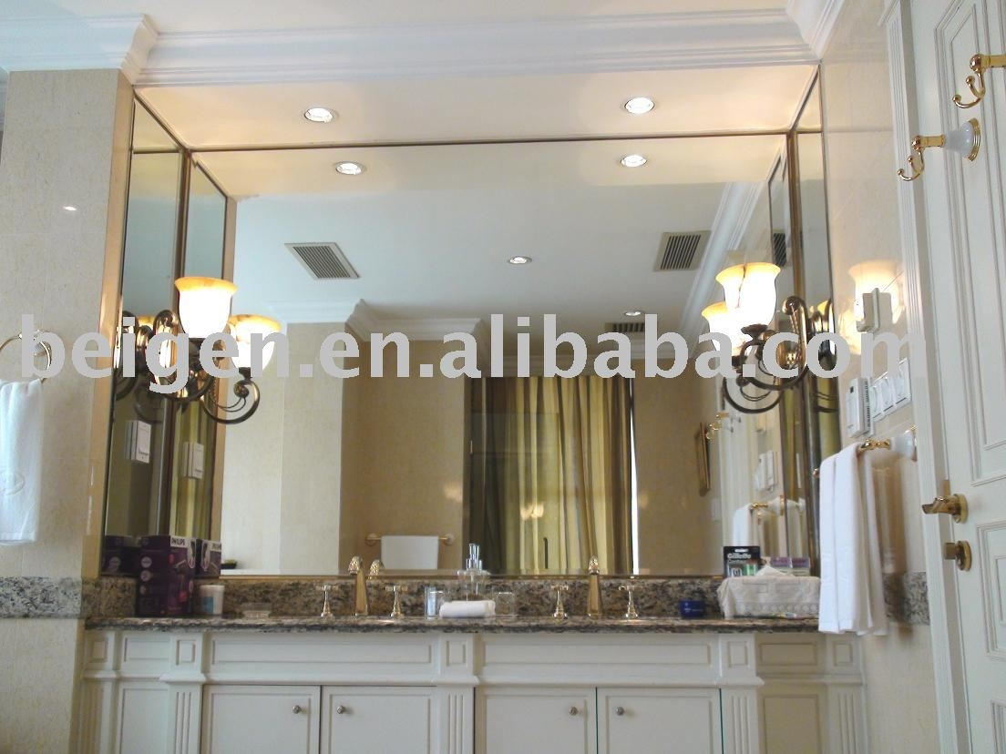 Full Wall Mirror Design