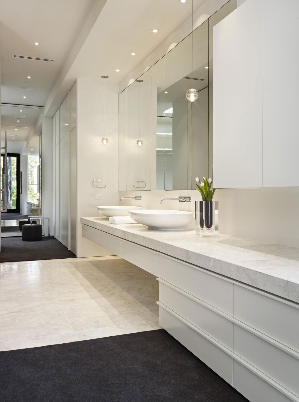 Full Wall Mirror For Bathroom