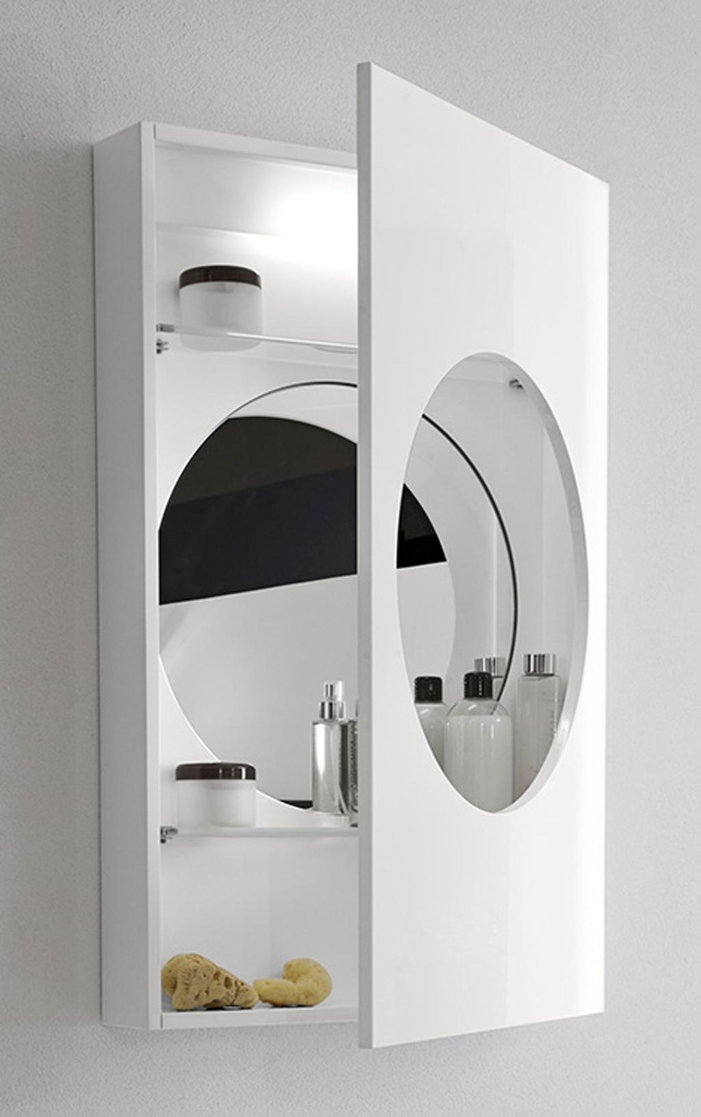 Funky Bathroom Mirror Cabinet