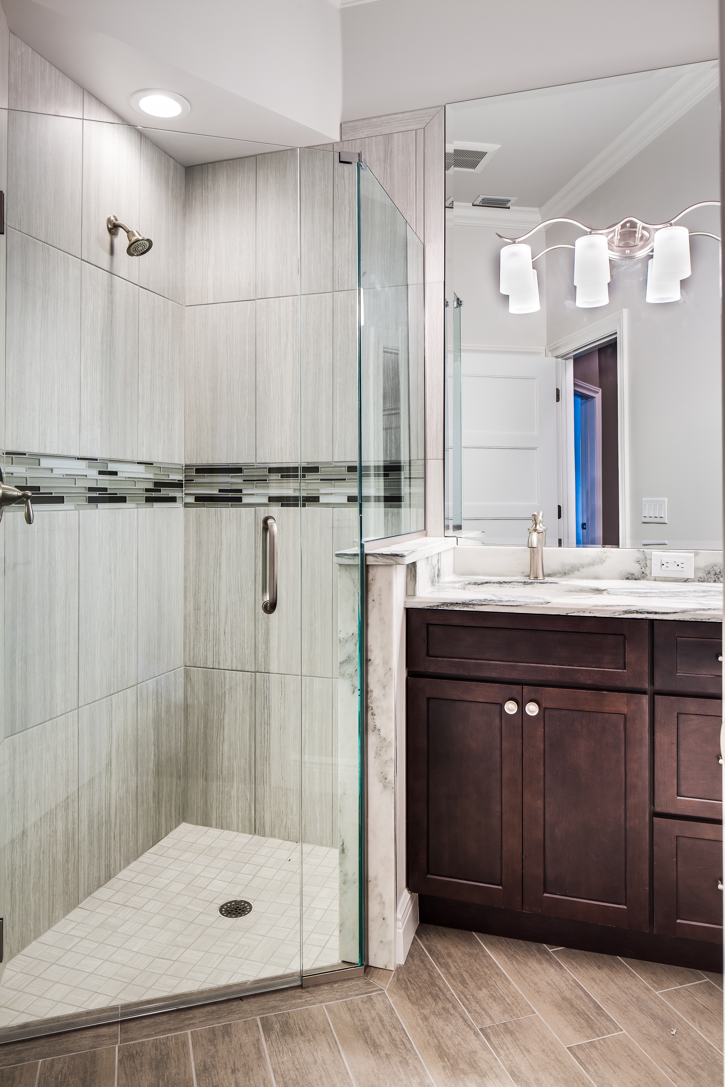 Hanging A Bathroom Mirror Height