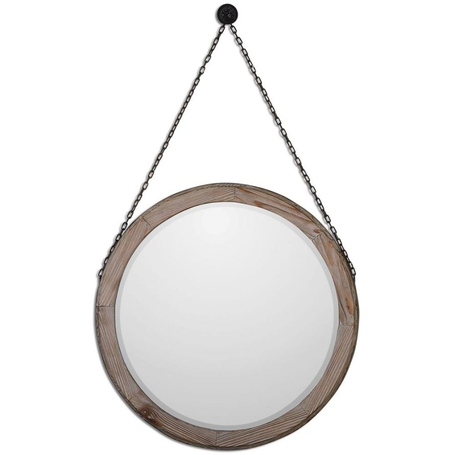 Hanging Wall Mirror Collage