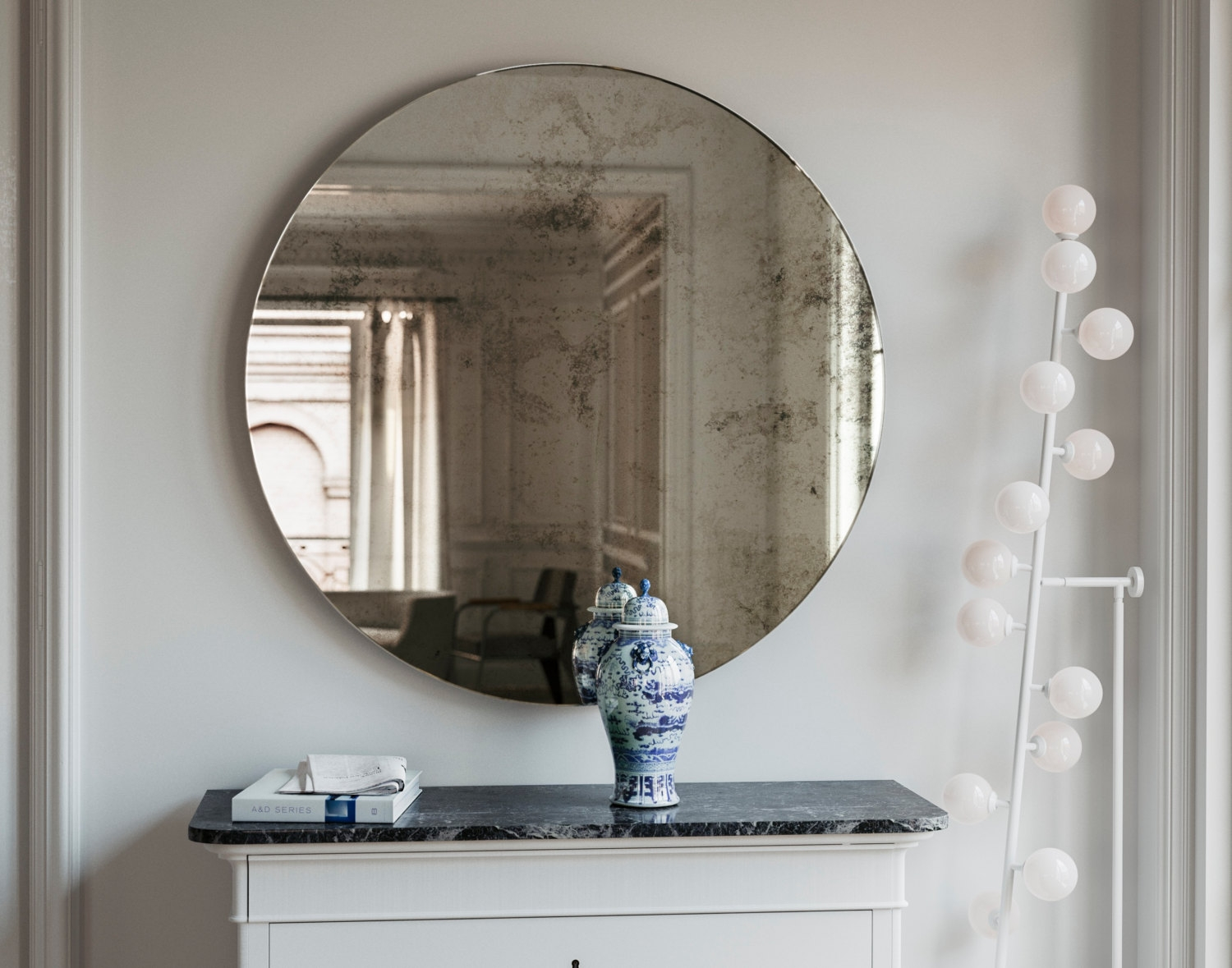 Hanging Wall Mirrors Height