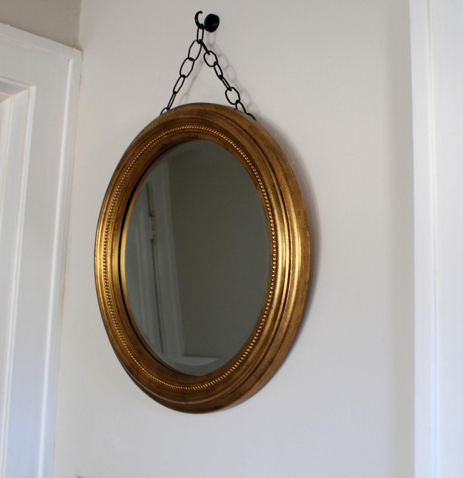 Hanging Wall Mirrors Hooks