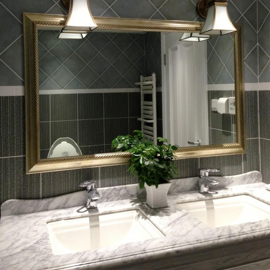 High End Bathroom Mirrors