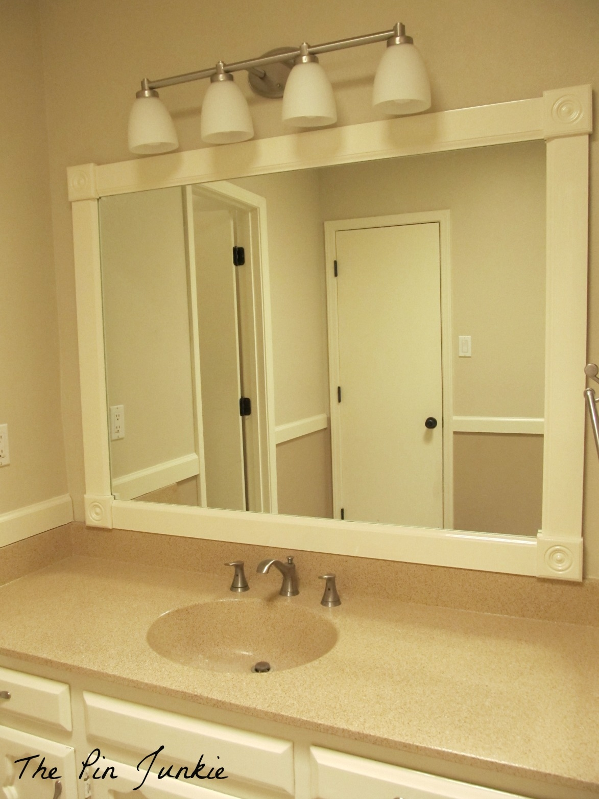 Ideas Update Large Bathroom Mirror