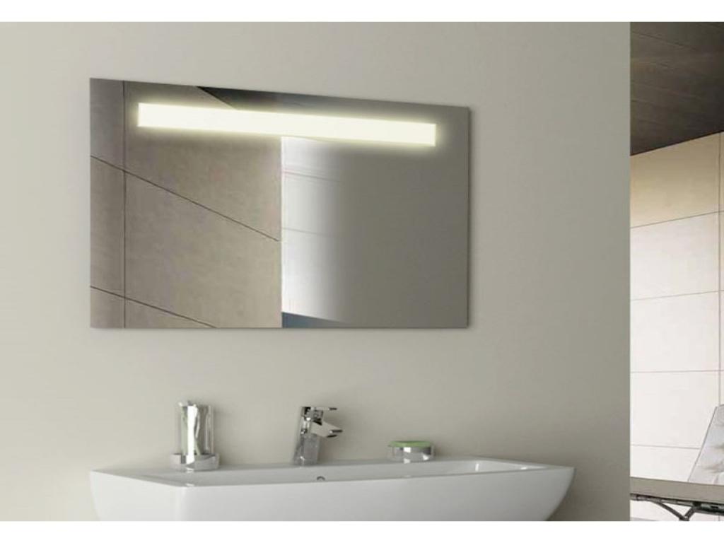 Illuminated Bathroom Mirrors Homebase