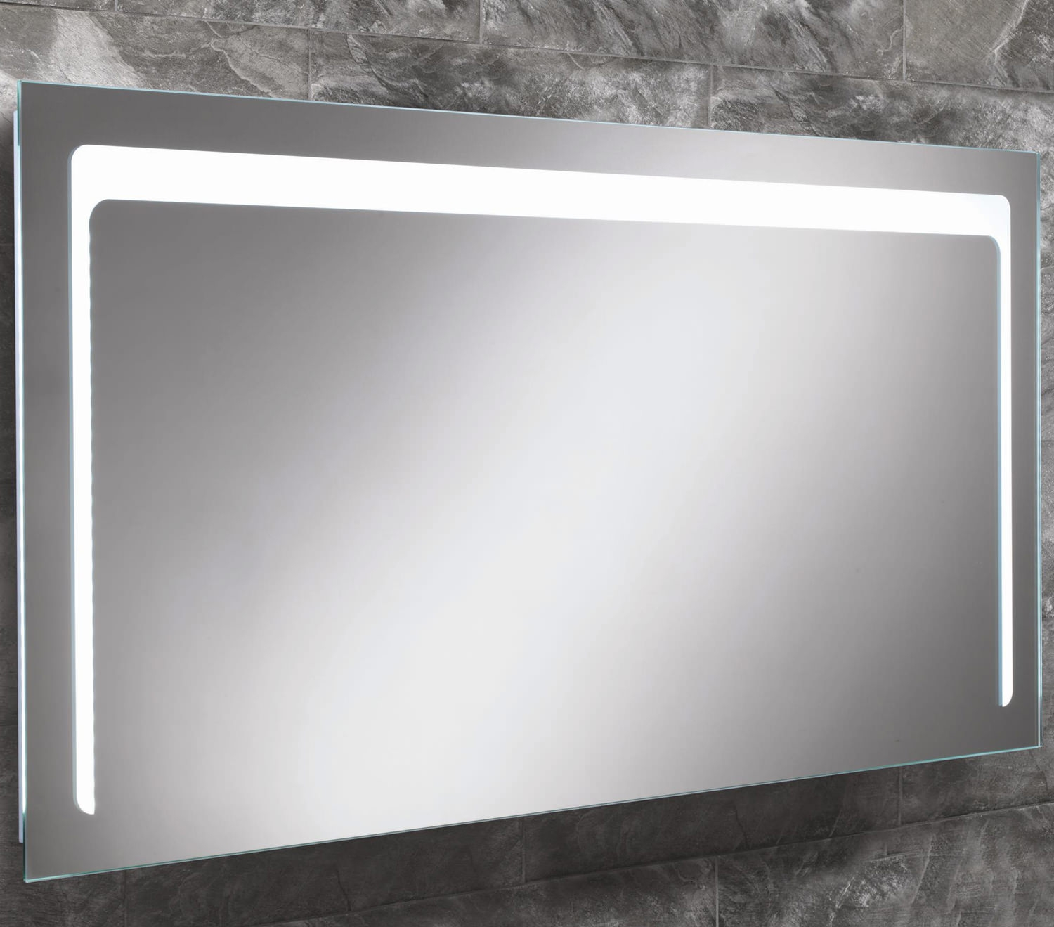 Illuminated Led Bathroom Mirror 1200mm X 600mm