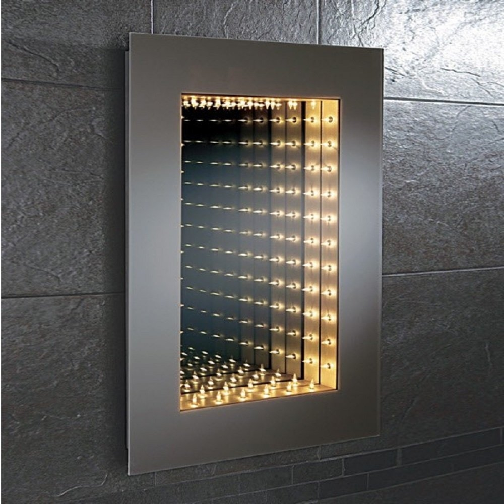 Infiniti Illuminated Bathroom Mirrors