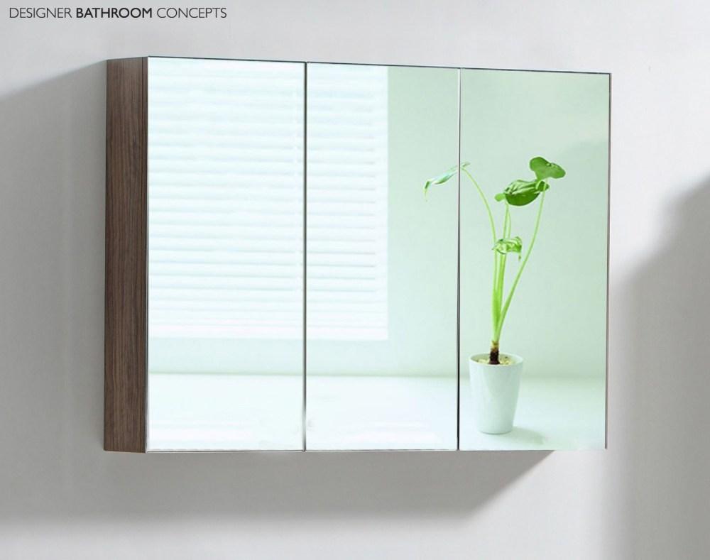 Keuco Mirrored Bathroom Wall Cabinet
