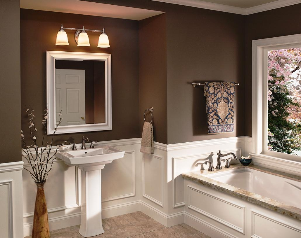 Kohler Bathroom Mirrors Brushed Nickel