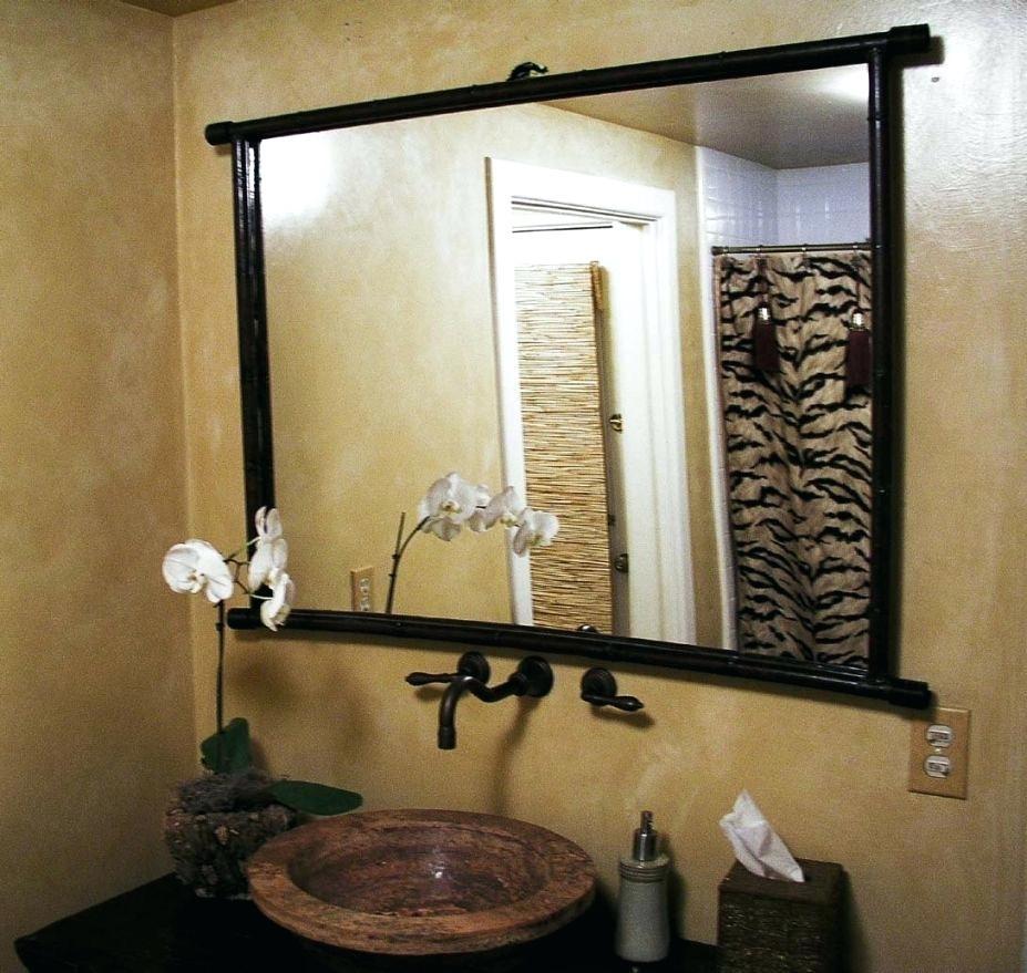Large Adjustable Wall Mirror