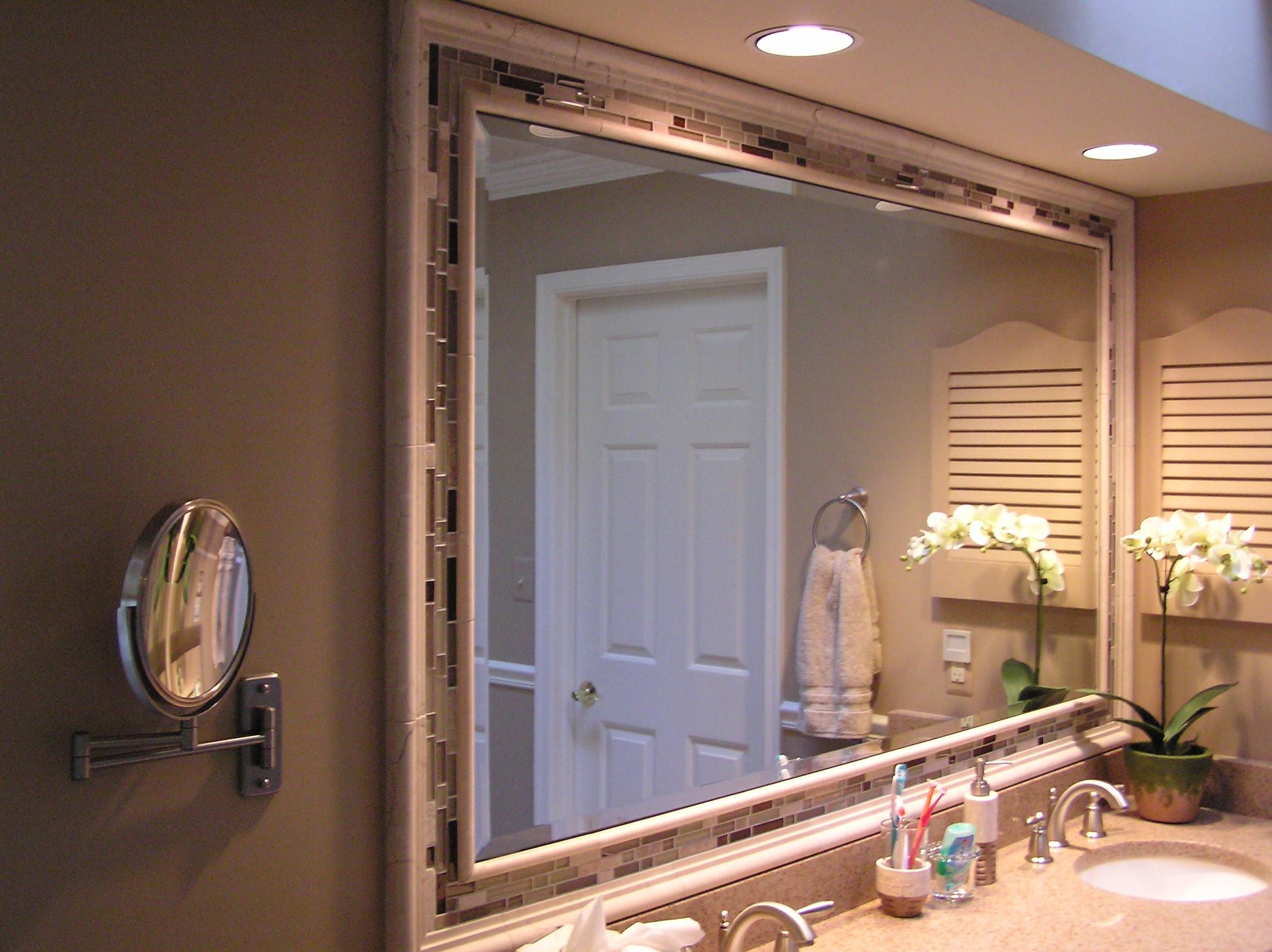 Large Landscape Bathroom Mirror2288 X 1712