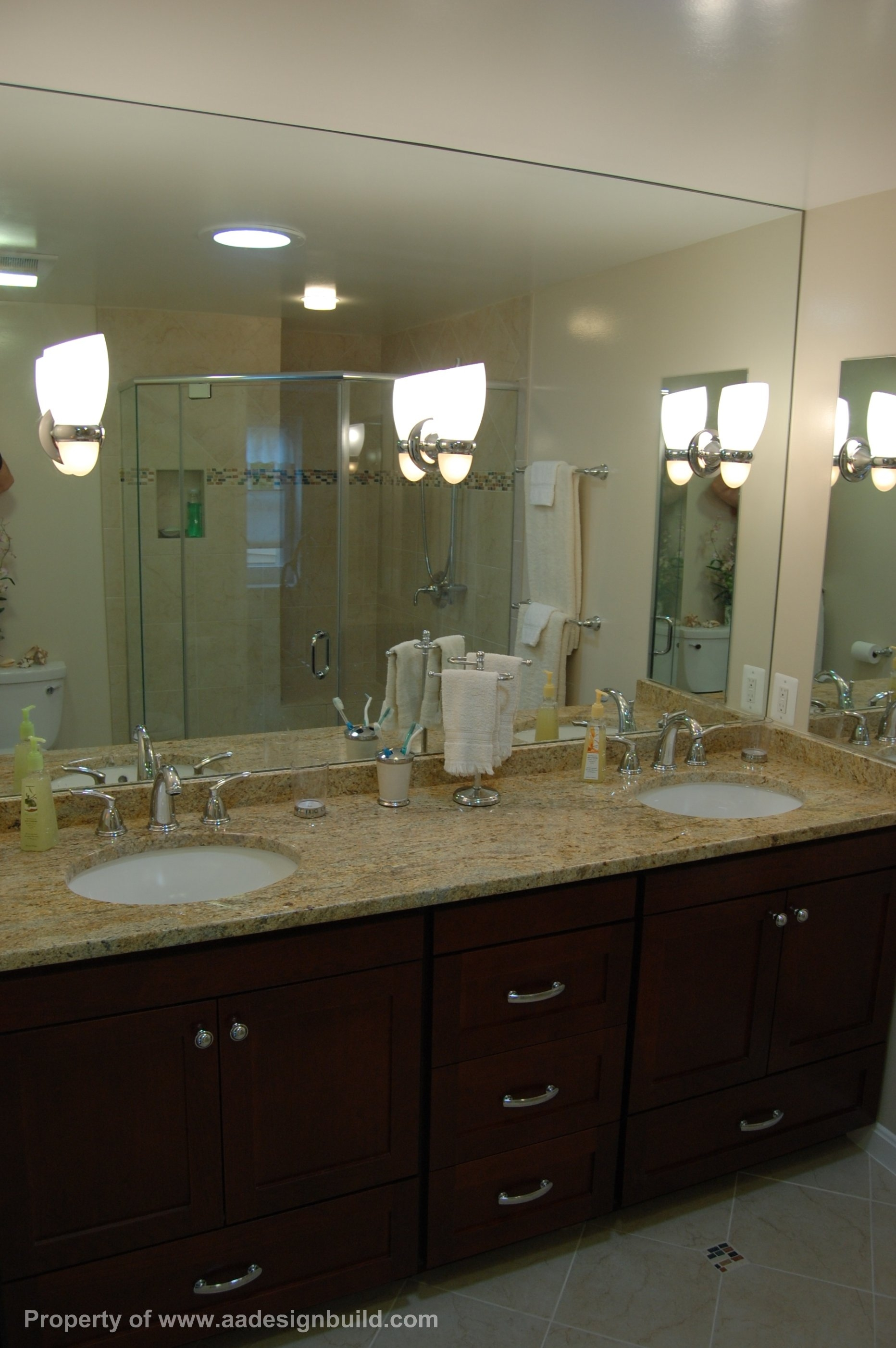 Large Mirror Panels For Bathroom