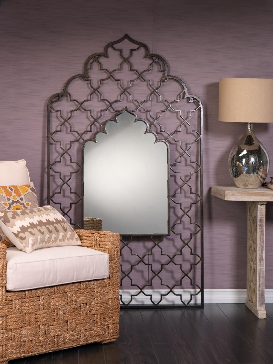Large Moroccan Wall Mirror