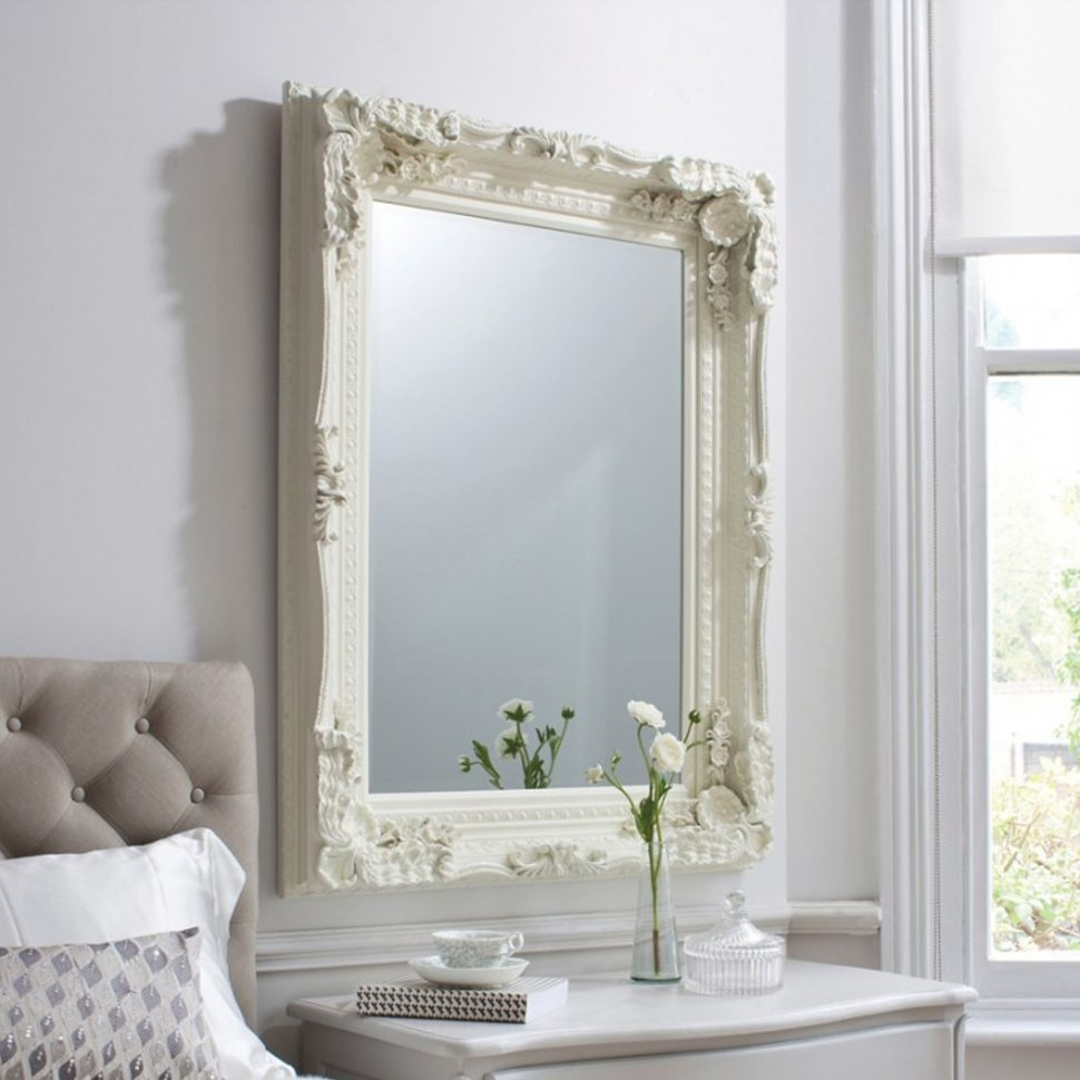 Large Nautical Wall Mirror