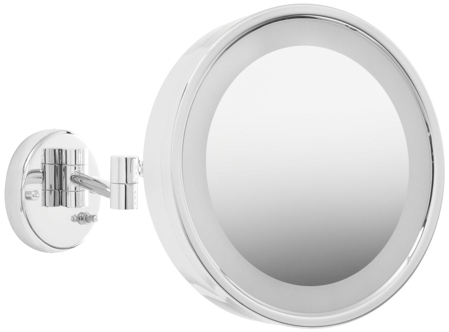 Large Wall Mounted Magnifying Mirror