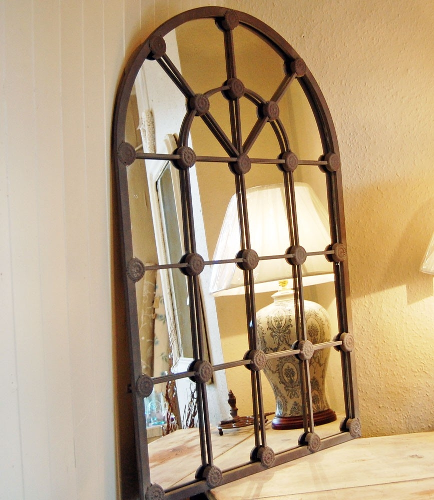Large Window Wall Mirrors