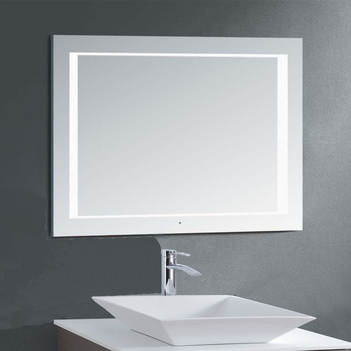 Led Anti Mist Bathroom Mirrors
