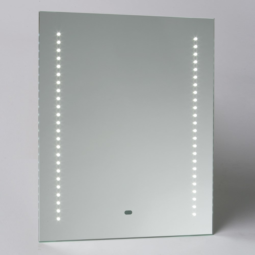 Permalink to Led Bathroom Mirror With Shaver Socket