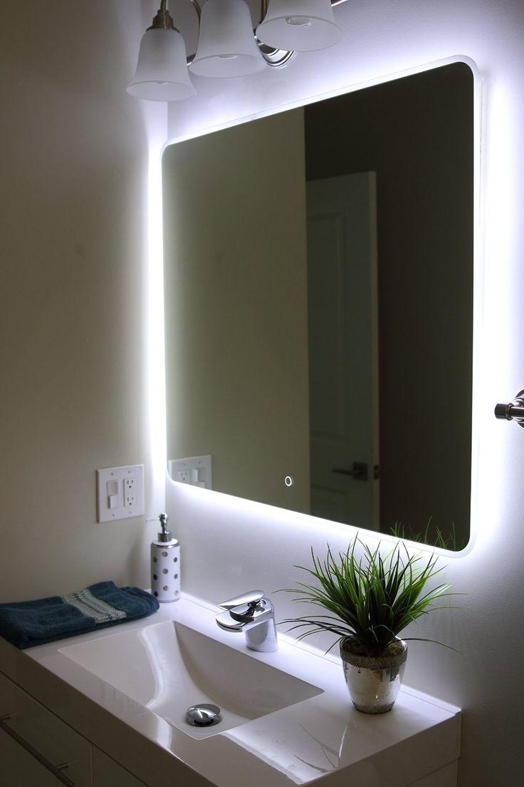 Led Lighting Bathroom Mirror