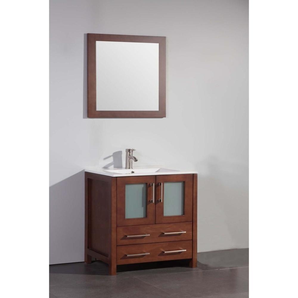 Legion Furniture 30 Single Bathroom Vanity Set With Mirror