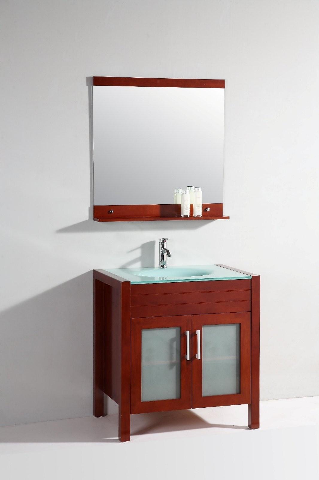 Legion Furniture 32 Single Bathroom Vanity Set With Mirror