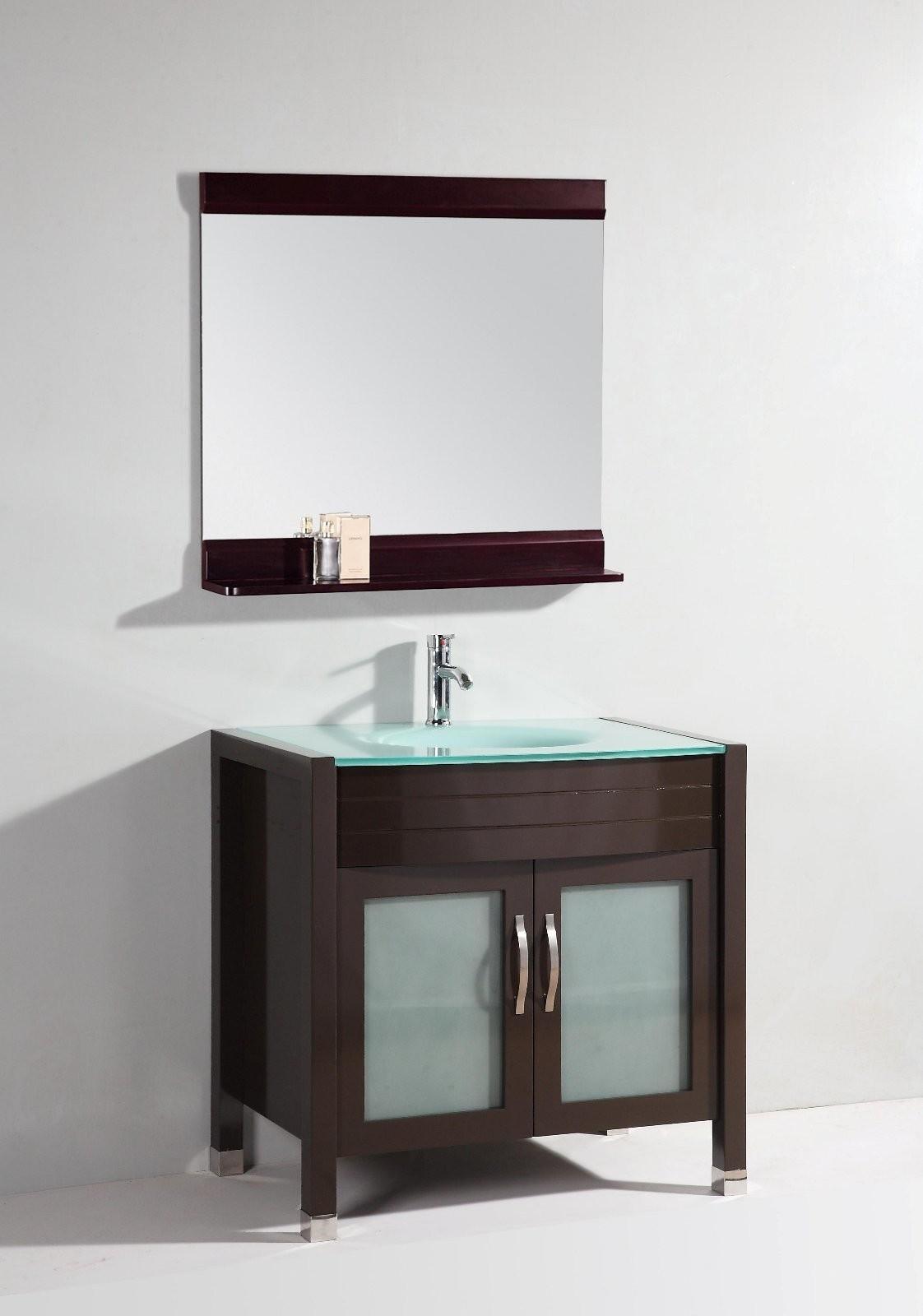 Legion Furniture 36 Bathroom Vanity Set With Mirror