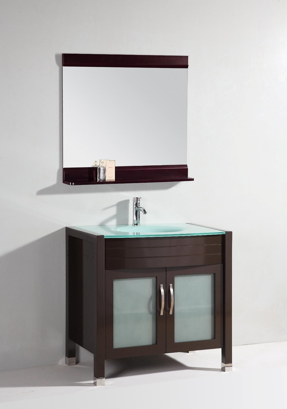 Legion Furniture 36 Single Bathroom Vanity Set With Mirror