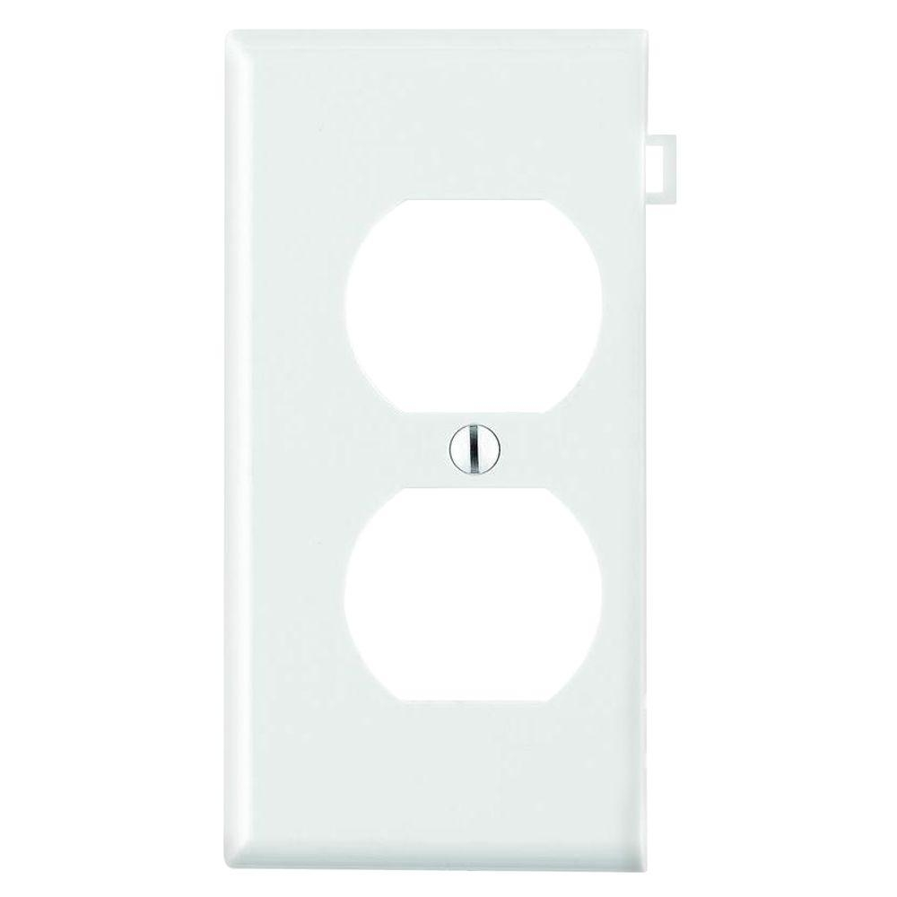 Leviton Mirror Wall Plates Leviton Mirror Wall Plates leviton sectional 1 gang duplex outlet wall plate white 905 0pse8 1000 X 1000