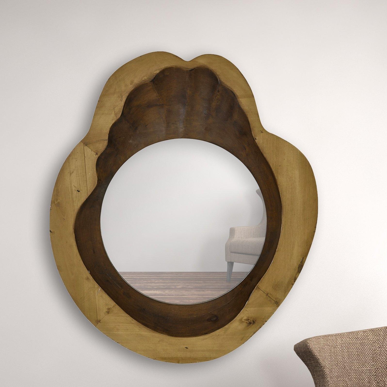 Linea Porthole Wall Mirror
