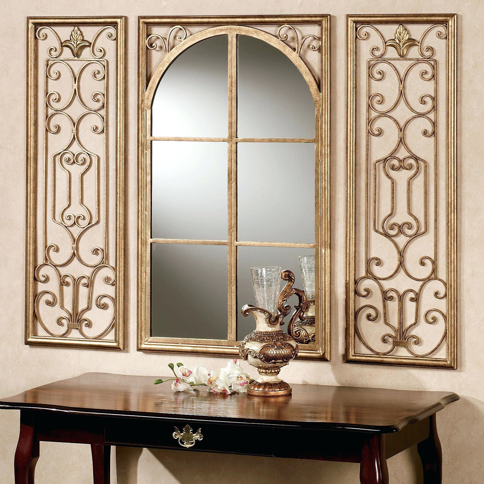 Living Gold Traditional Framed Wall Mirror Living Gold Traditional Framed Wall Mirror gold framed wall mirror shopwiz 2000 X 2000