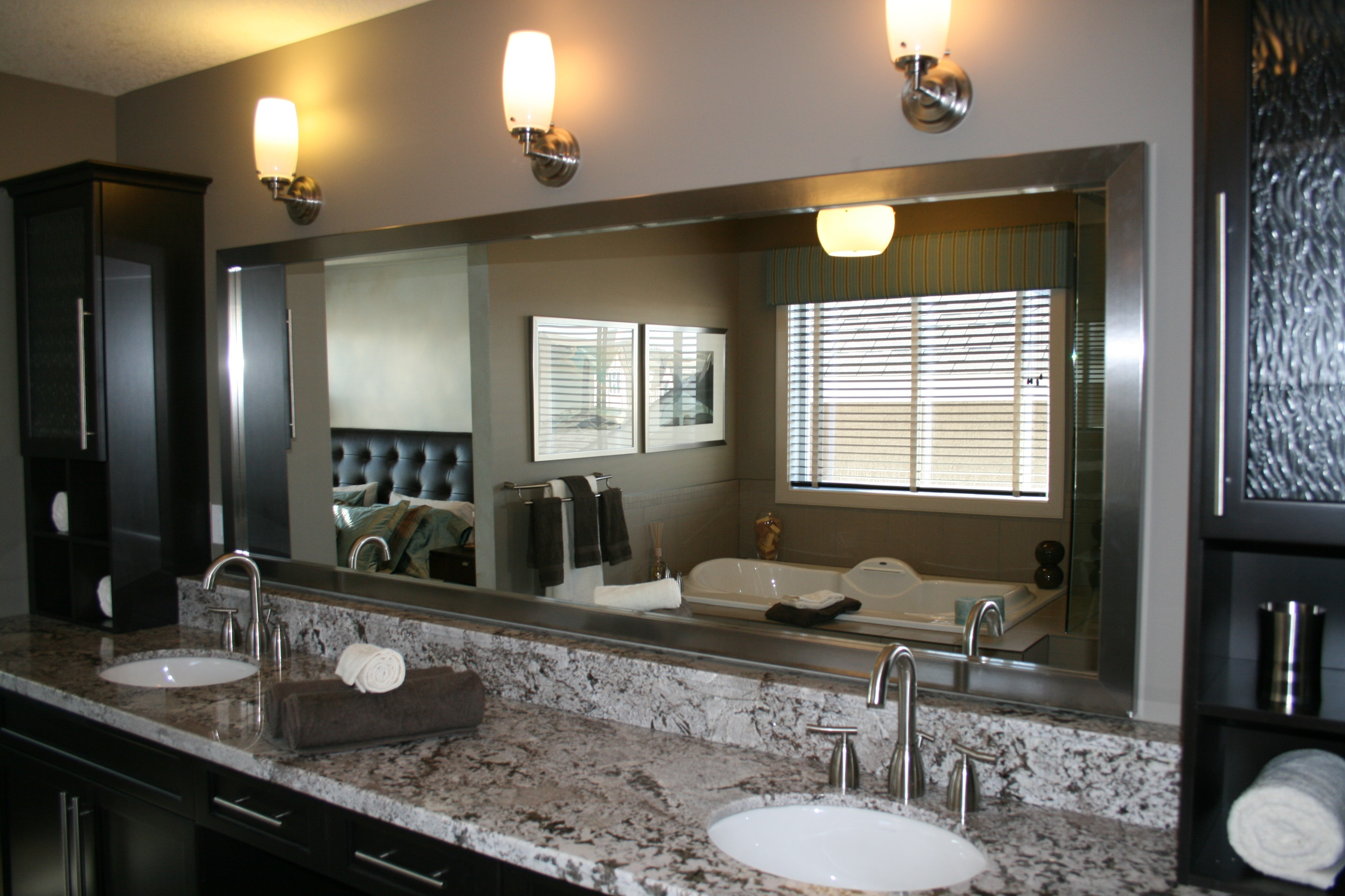 Long Mirrors For Bathroom