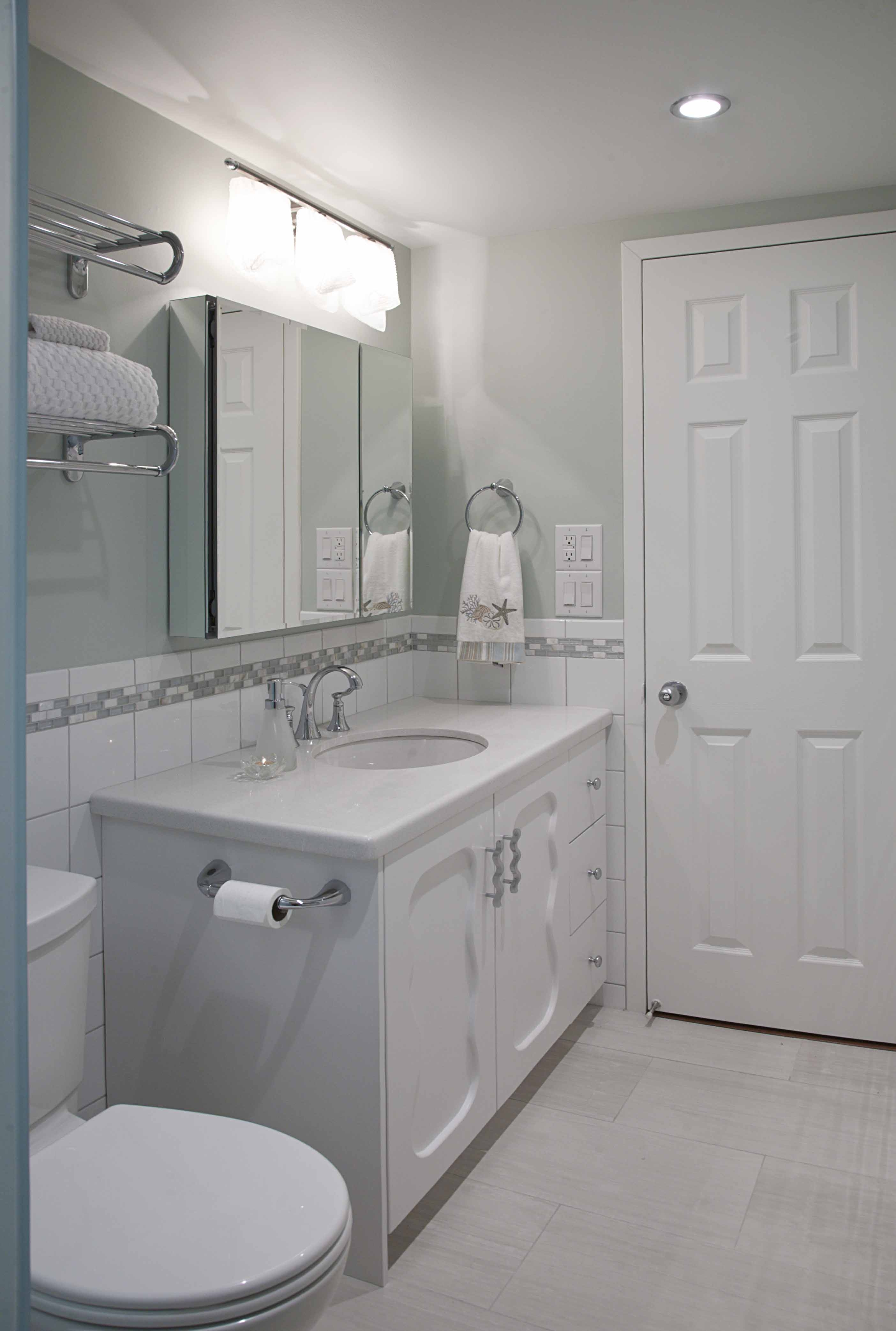 Long Narrow Bathroom Mirrors