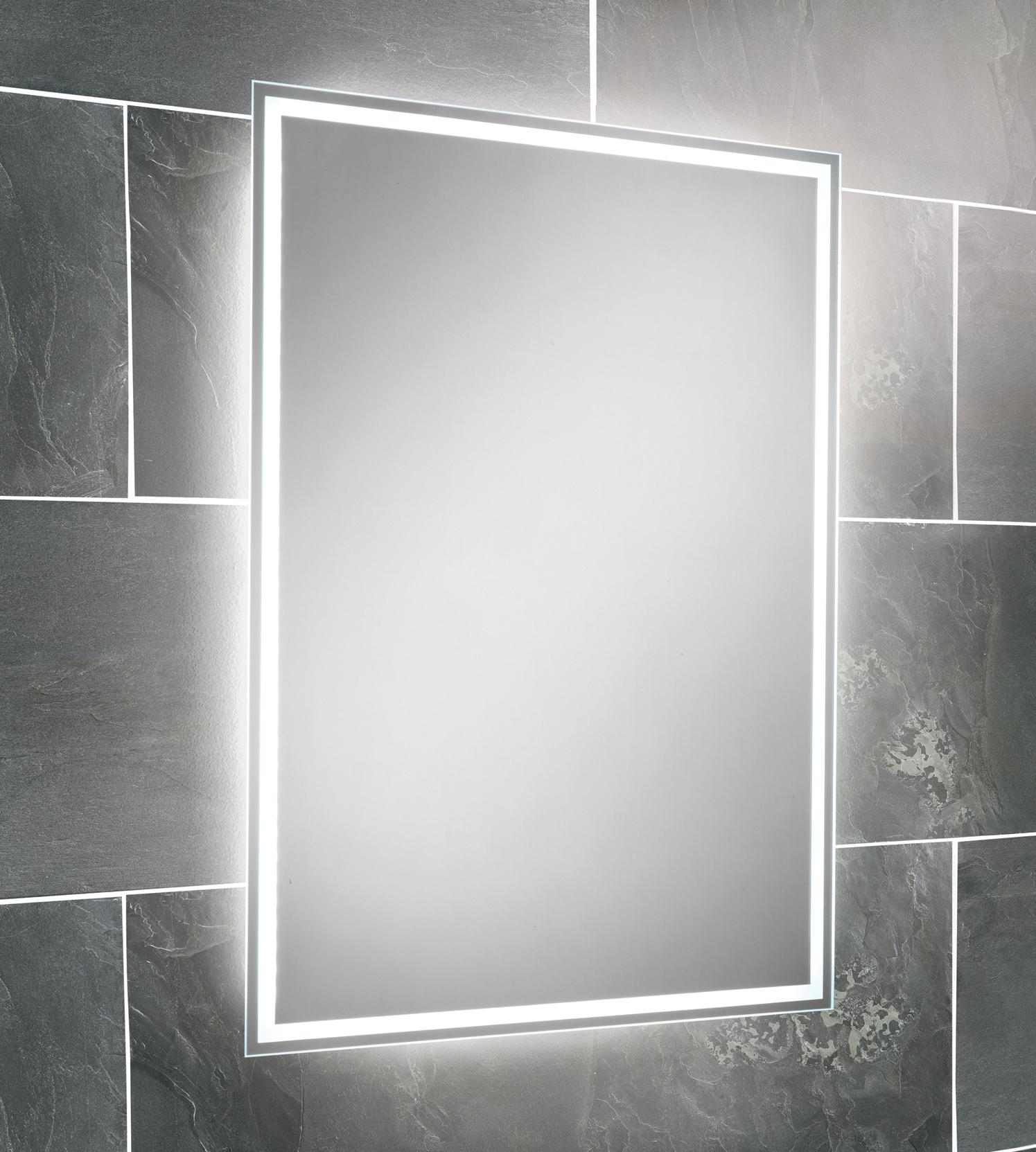 Luxury Illuminated Bathroom Mirrors