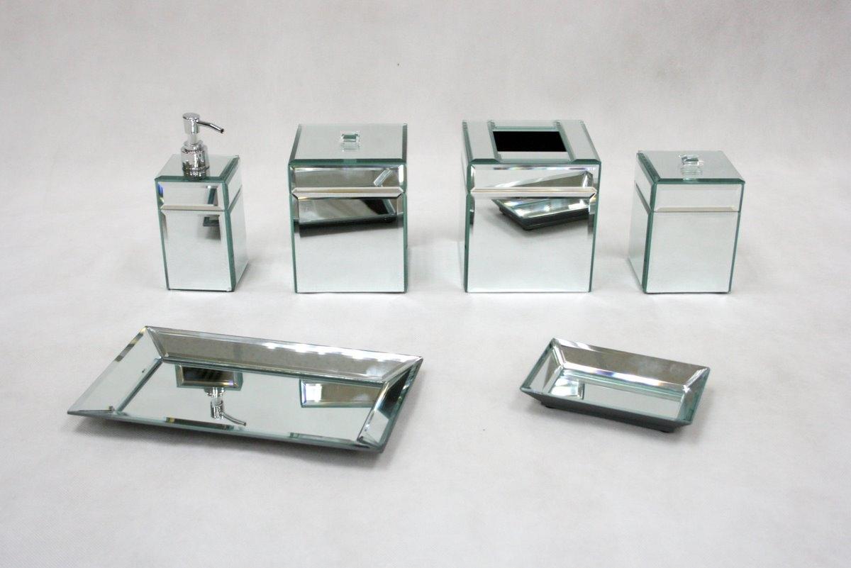 Mirror Bathroom Accessory Sets1200 X 801