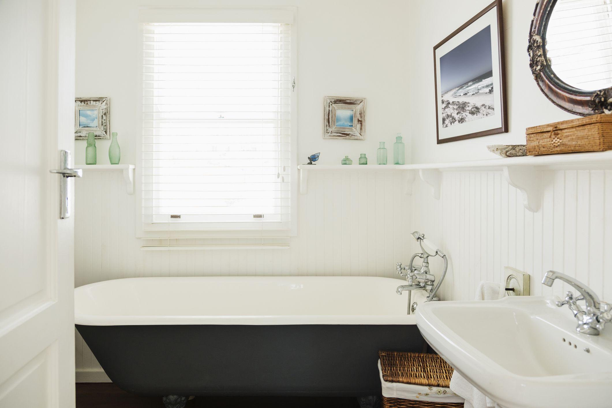 Mirror Bathroom Door Feng Shui
