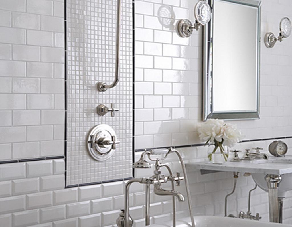 Mirror Bathroom Wall Tiles
