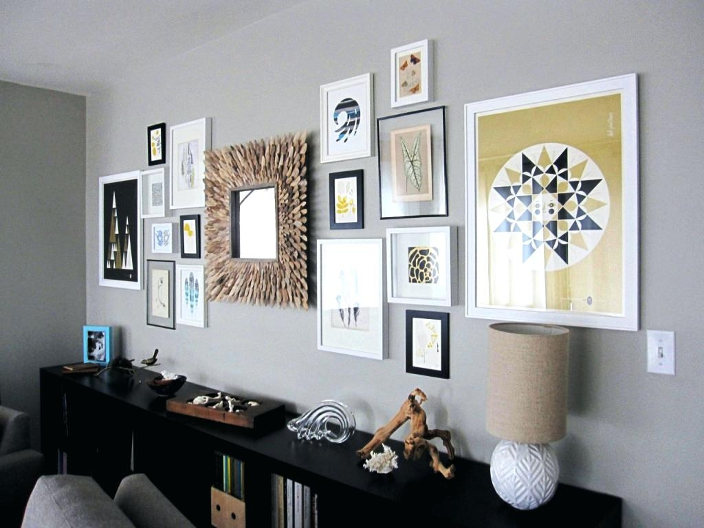 Mirror Collage Wall Ideas