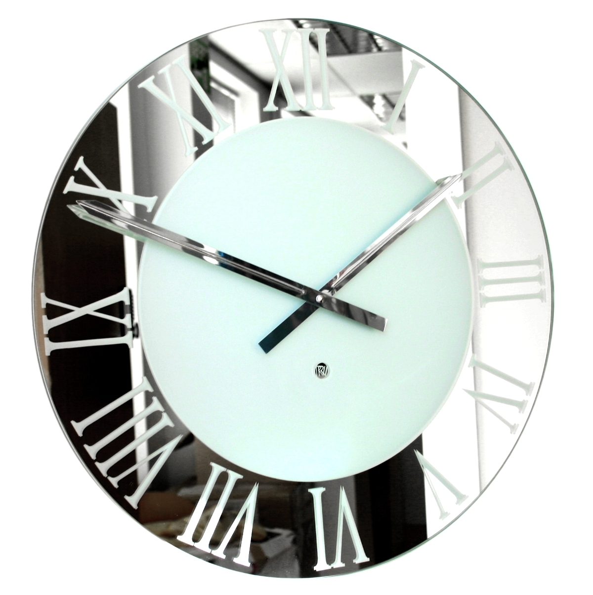 Mirror Wall Clocks Large