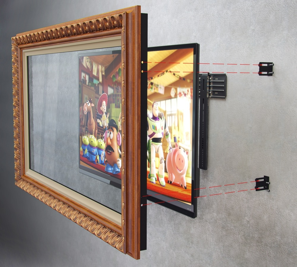 Mirror Wall Mount Tv Cover