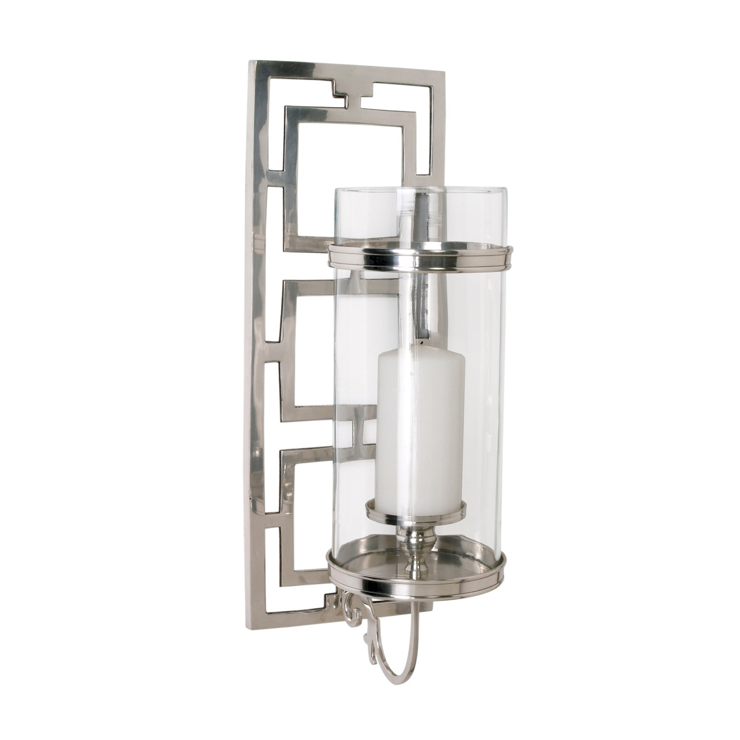 Mirrored Candle Wall Sconces